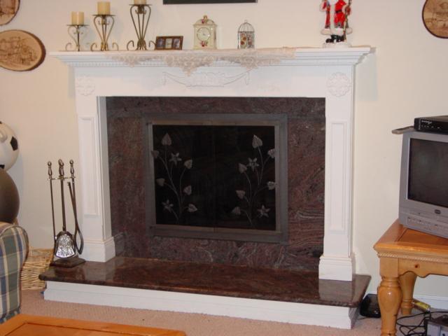 Fireplace    C