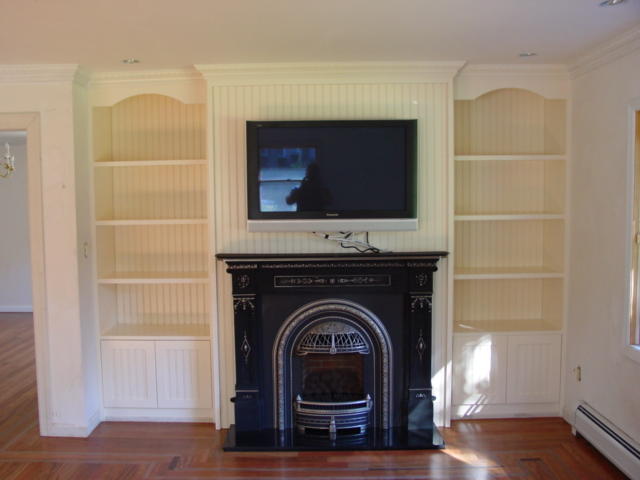 Fireplace    A