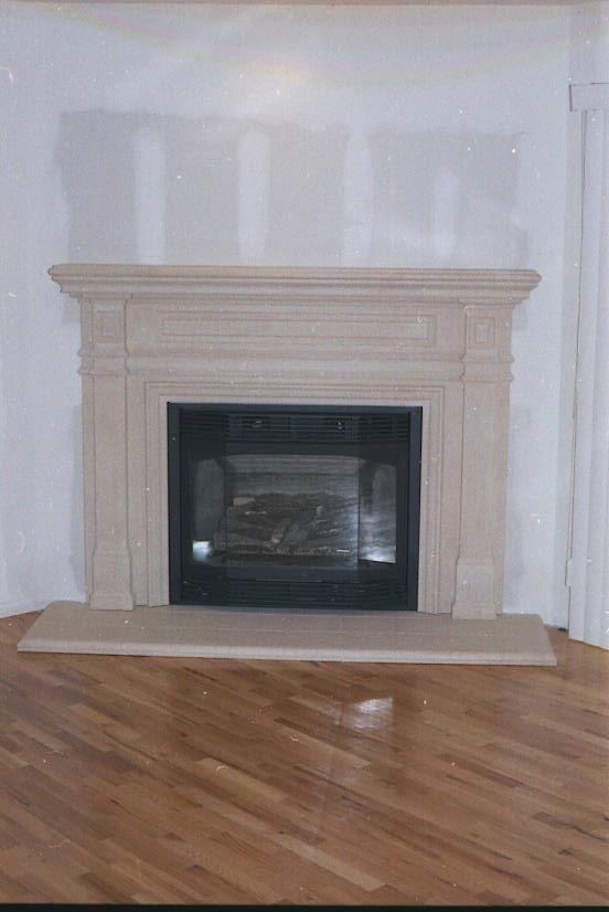 Fireplace E